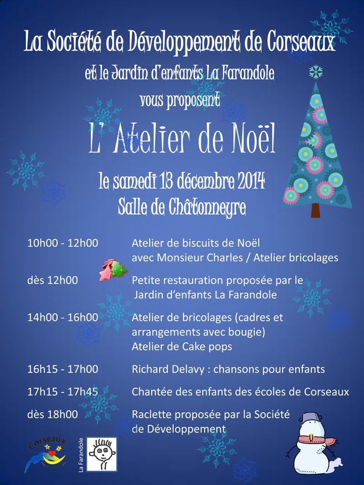 Atelier de Noel 2014-A